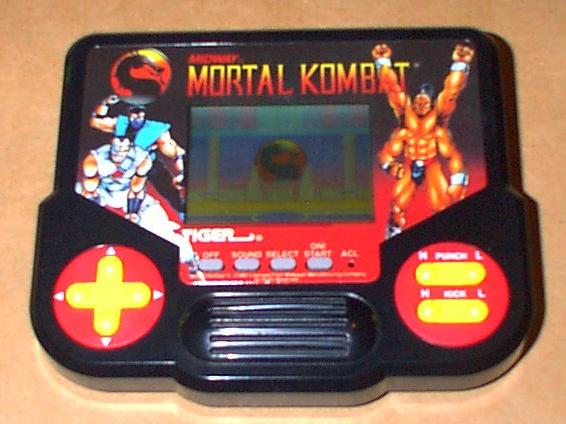 Mortal Kombat The Games